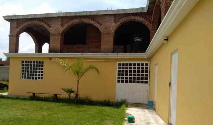 Salón Jardín Paquita