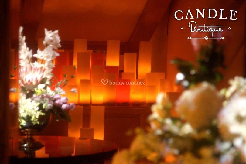 Decoraciones bodas en Hotels