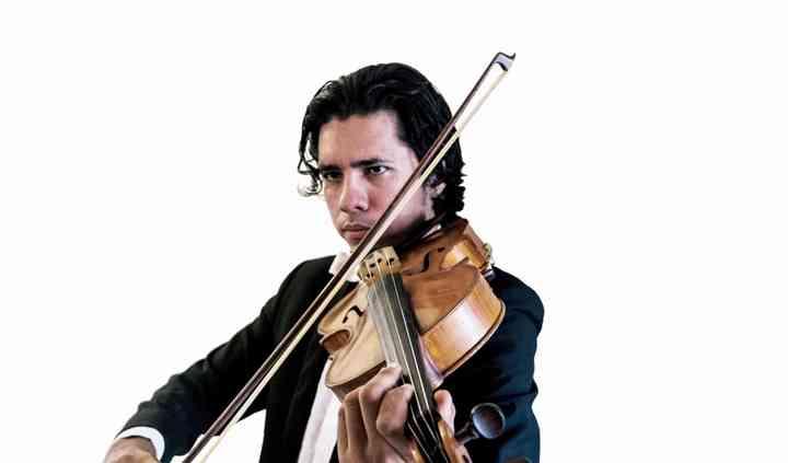 Emiliano Arroyo Violinista