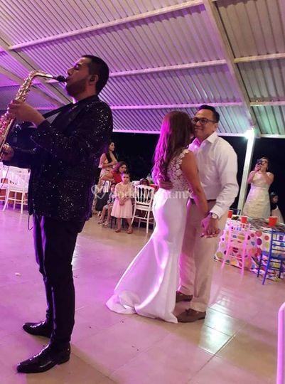 Boda en Escárcega Campeche