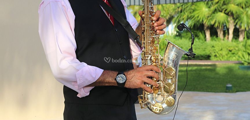 Sax Cocktail
