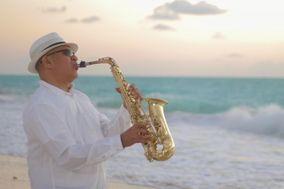 Saxofonista Luiggi de Caro