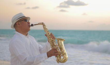 Saxofonista Luiggi de Caro 1