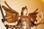 Exquisita decoraci�n de Sal�n Puerta de Hierro