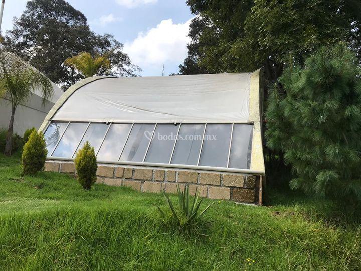 Villa ecológica - exterior