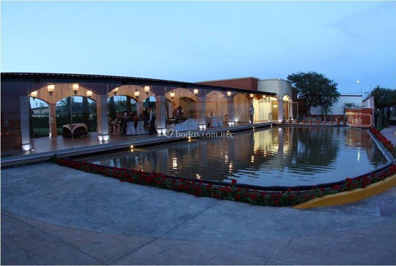 Salón del Lago