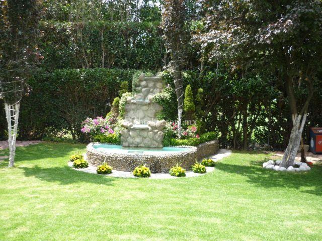 Hermosa cascada de jard n bellavista fotos - Cascada de jardin ...