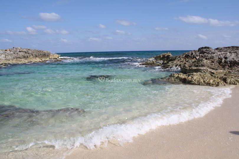 Diferentes locaciones en playa