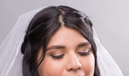 Andrea García Makeup 1
