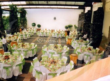Celebración de bodas