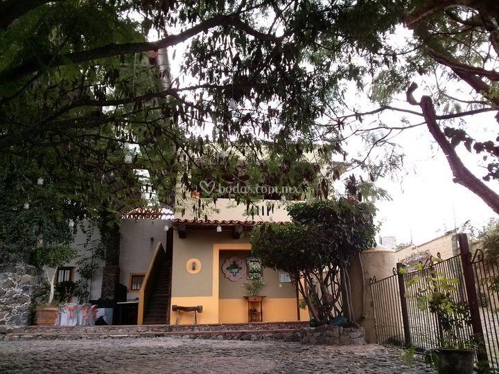 Hacienda Sabina