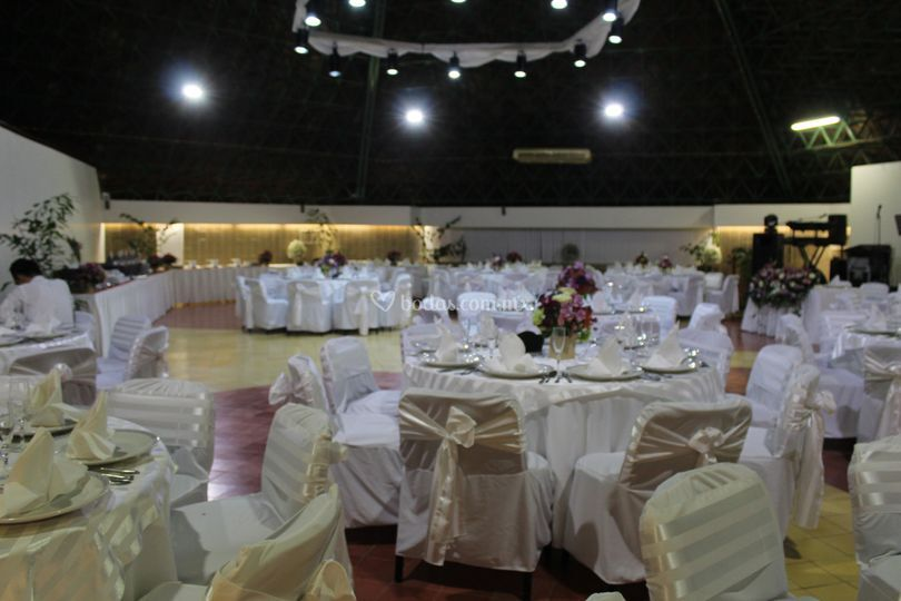 Espacio ideal para su evento