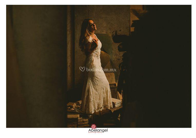 La luz de la novia