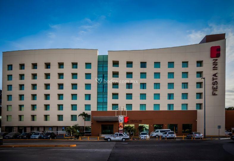 Hotel Fiesta Inn Culiacán