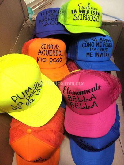 Gorras personalizadas de Imaginat  40797641c2c