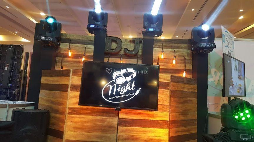 Night Audio Qro
