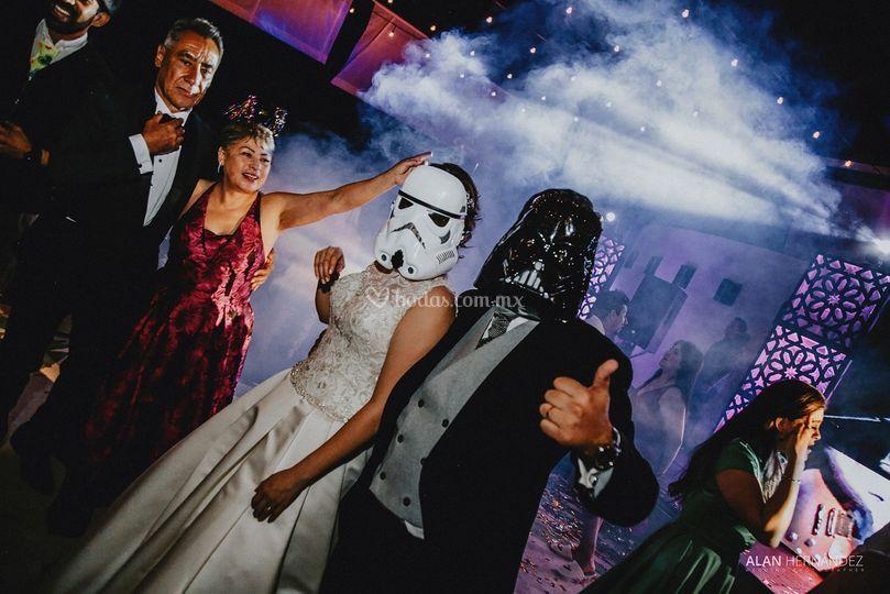 Star wars brides