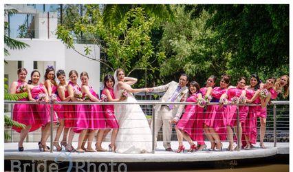 Bride & Photo