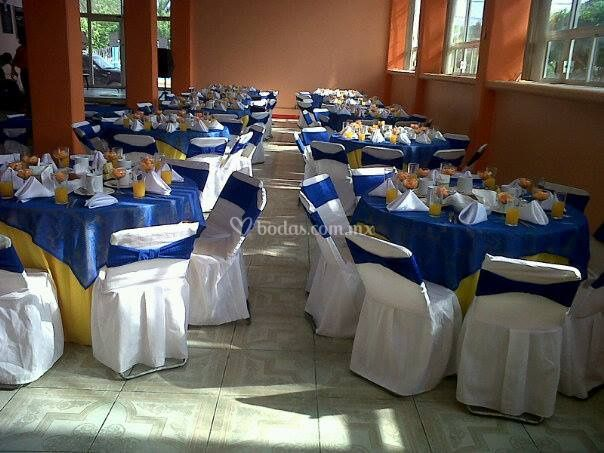 Banquetes Erick