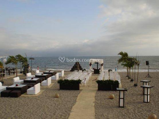 Banquetes Huatulco