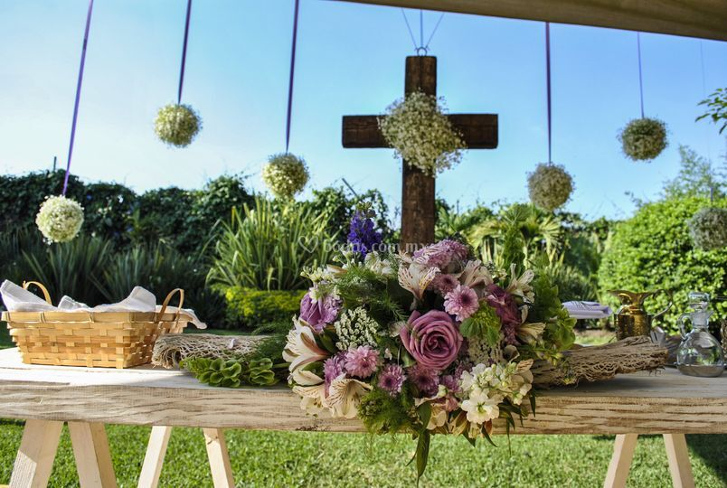 Ceremonia religiosa de villa san gaspar foto 42 for Jardin villa san gaspar