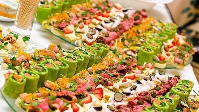 Barra sushi