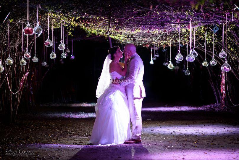 Luz wedding