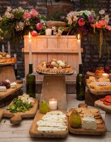 Grupo Paraíso El Arte En Banquetes