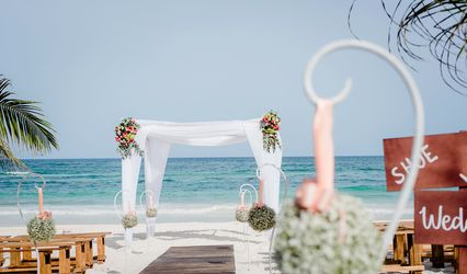 Mar y Amor Weddings 1