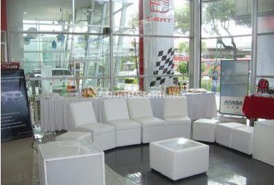 Lounge blanca