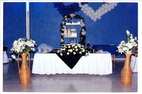 Salón Azul y Plata