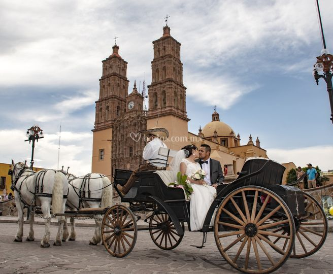 Boda en Dolores, Hidalgo