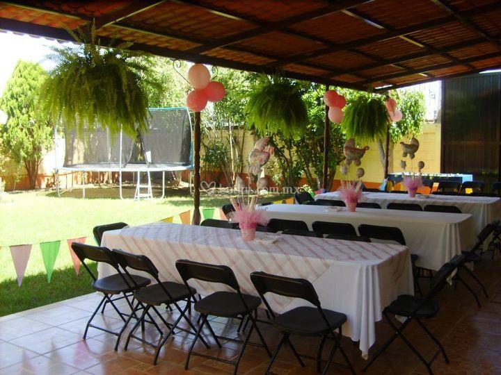 Mobiliario de jard n de fiestas aranzazu foto 4 - Mobiliario de jardin ...