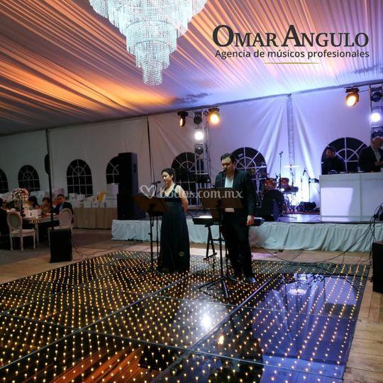 """Banquete """"Trío"""""""