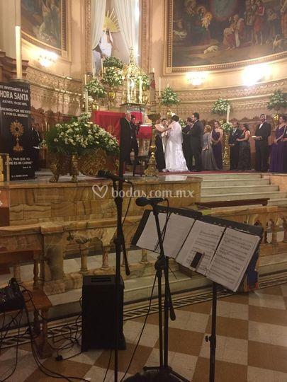 """Ceremonia R. - """"Cuarteto""""."""