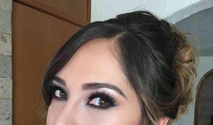 Makeup nancy rocha