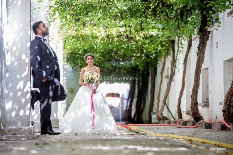 Ricardo y Mahli