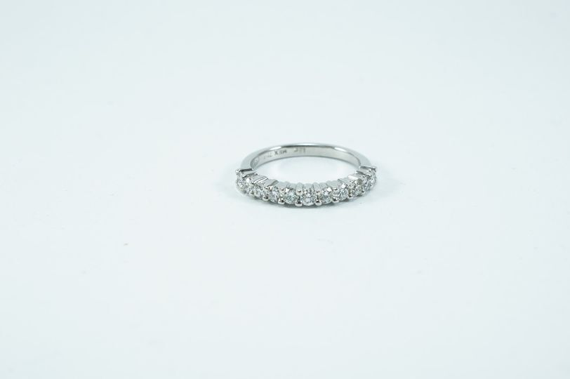 Churumbela de diamantes 14k
