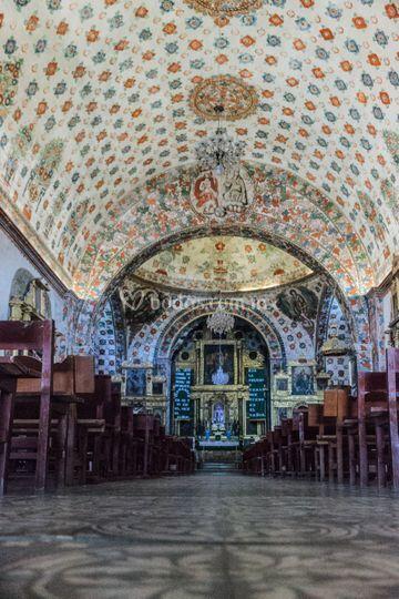 Iglesia de Tlacochachuaya