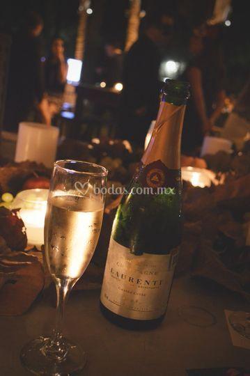 Degustación champagne