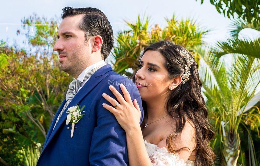 Antes de ver a la novia