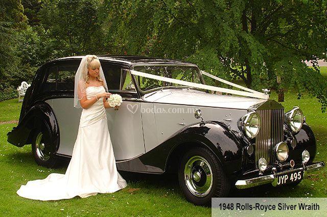 Rolls royce 1948