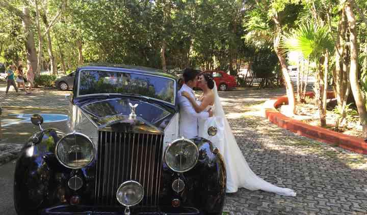 Rolls Royce 1949