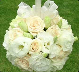 Bouquets blancos