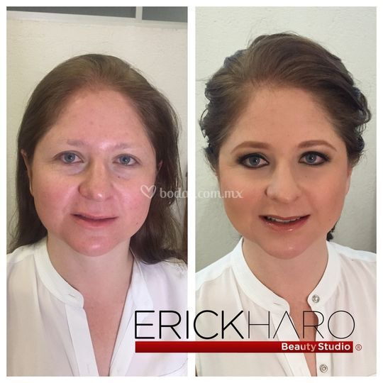 Clienta real sin photoshop