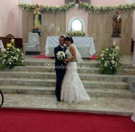 Harán su boda inolvidable