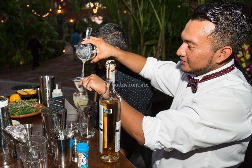 Barman Especializado