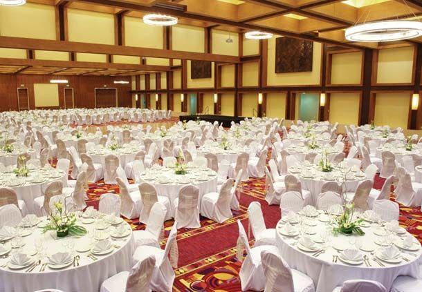 Salón para bodas y banquetes
