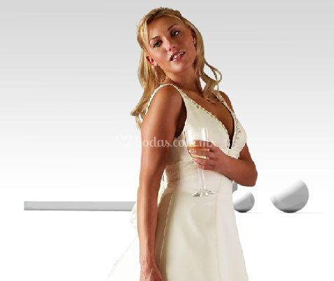 Vestido de novia Aqua