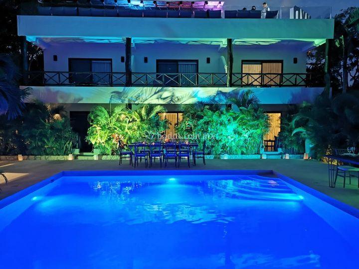 Xcacel Dreams Jungle Suites